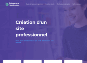 entrepreneur-web-creation.fr