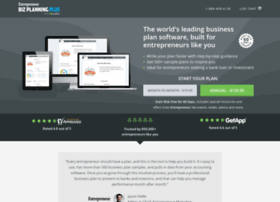 Entrepreneur.businessplanpro.com