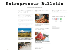 entrepreneurbulletin.com