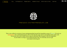 entrepreneurlab.preseed.in