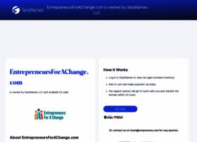 entrepreneursforachange.com