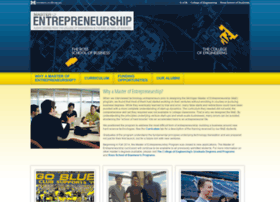 entrepreneurship.umich.edu