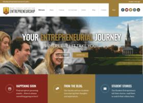 entrepreneurship.wfu.edu