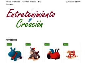 entretenimientoycreacion.com