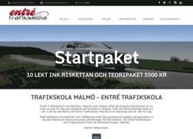 entretrafikskola.se