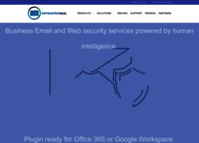 entrustedmail.com