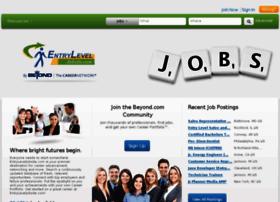 entryleveljobsite.com