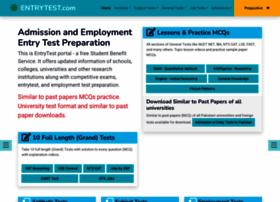 entrytest.com