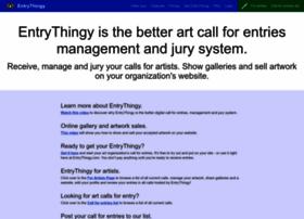 entrythingy.com