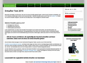 entsafter-testsieger.net