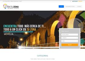 entuzona.com.mx