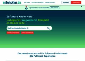 entwickler.com
