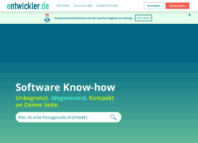 entwickler.de