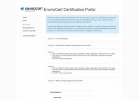 envirocertintl.useclarus.com