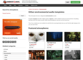 environment-other.ambient-mixer.com