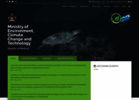 environment.gov.mv