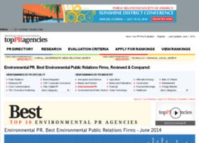 environmental-pr.toppragencies.com