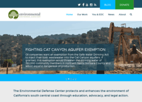environmentaldefensecenter.org