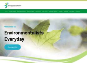 environmentalistseveryday.org