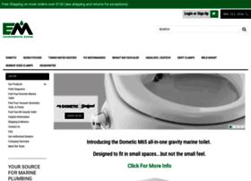 environmentalmarine.com