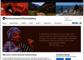 environmentalpeacebuilding.org