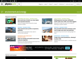 environmentalresearchweb.org