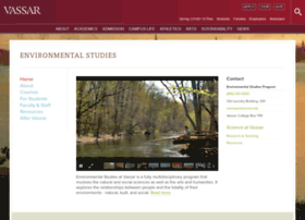 environmentalstudies.vassar.edu