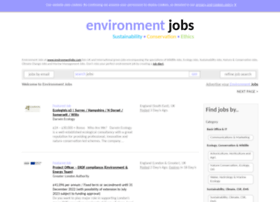 environmentjobs.com