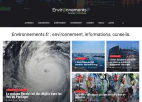 environnements.fr