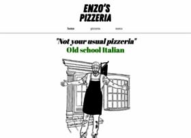 enzospizzeria.co.uk
