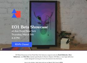 eo1betashowcase.splashthat.com