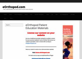 eorthopod.com