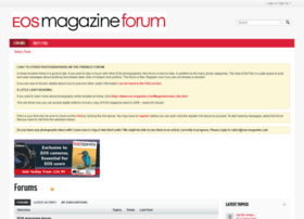 eos-magazine-forum.com