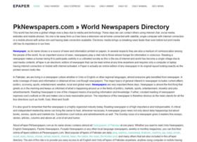 epaper.pknewspapers.com