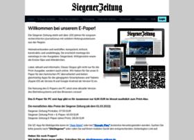 epaper.siegener-zeitung.de