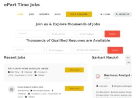 eparttimejobs.com
