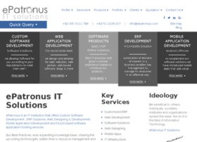 epatronus.co.uk