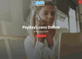 epaydayloansmart.com