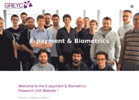 epaymentbiometrics.ensicaen.fr