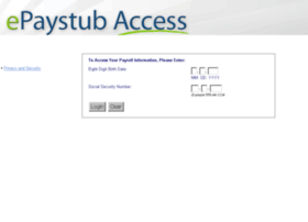 Epaystubaccess.com