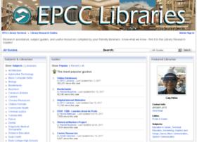 epcc.libguides.com