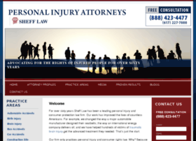 epersonalinjurylawyer.net