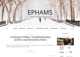 ephams.com