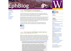 ephblog.com