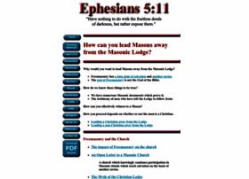 ephesians5-11.org
