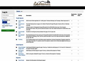 ephraimcityrecreation.sportsites.com