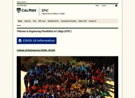 epic.calpoly.edu