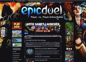 epicduel.artix.com
