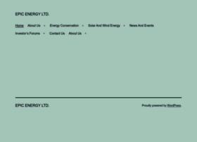 epicenergy.biz
