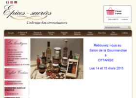 epices-sucrees.com